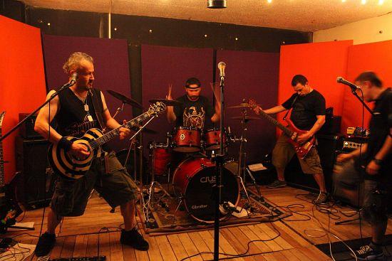 Hellfish, Imagenes de Bandas de Metal & Rock Colombianas