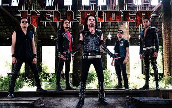 Hellrider, Bandas de Heavy Metal de Medellin.