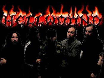 Hellwound, Bandas de Progressive Black Death Metal de Bogota.