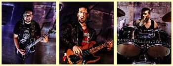 Hex Crow, Bandas de Heavy Speed Metal de Bucaramanga.