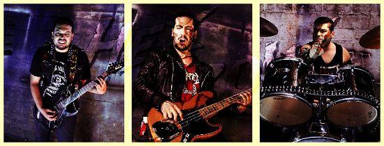 Hex Crow, Imagenes de Bandas de Metal & Rock Colombianas