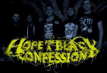 Hope For A Black Confession, Bandas de Melodic Deathcore de Bogotá.