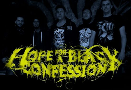 Hope For A Black Confession, Imagenes de Bandas de Metal & Rock Colombianas