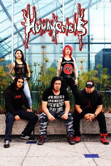 Human Crisis, Imagenes de Bandas de Metal & Rock Colombianas