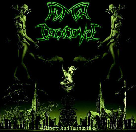 Human Decadence, Imagenes de Bandas de Metal & Rock Colombianas