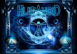 humanoid Bandas de metal industrial