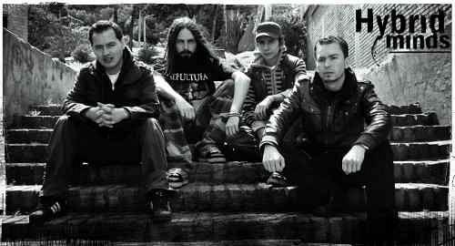 Hybrid Minds, Imagenes de Bandas de Metal & Rock Colombianas
