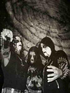 Iblish, Bandas de Black Metal de Medellin.