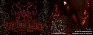 Impaler Of Pest, Bandas de Black Metal de Bogota.