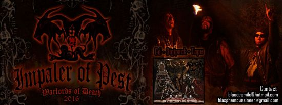 Impaler Of Pest, Imagenes de Bandas de Metal & Rock Colombianas