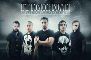 Implosion Brain, Bandas de Progressive New Metal de Bogotá.