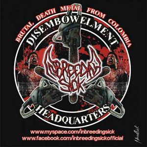 Inbreeding Sick, Bandas de Brutal Death Metal de Cartago.
