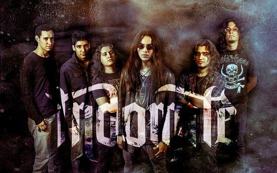 Indomite, Imagenes de Bandas de Metal & Rock Colombianas