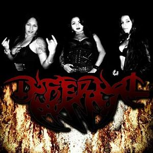 infernalpussy Bandas de black thrash metal