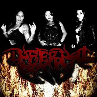 Infernal Pussy, Imagenes de Bandas de Metal & Rock Colombianas