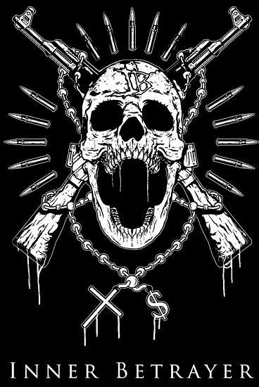 Inner Betrayer, Imagenes de Bandas de Metal & Rock Colombianas