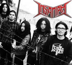 Insaniam, Bandas de Thrash Metal de Bogotá.
