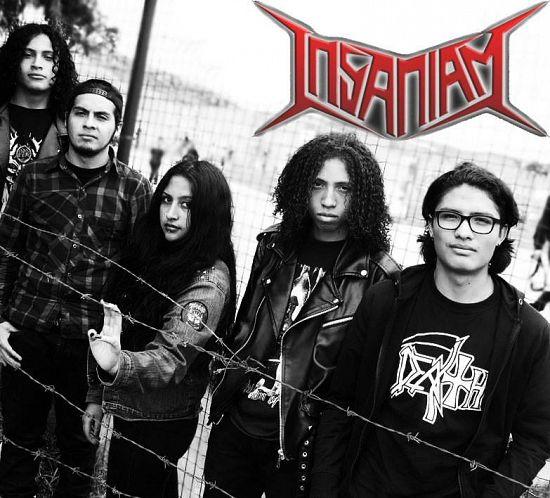 Insaniam, Imagenes de Bandas de Metal & Rock Colombianas