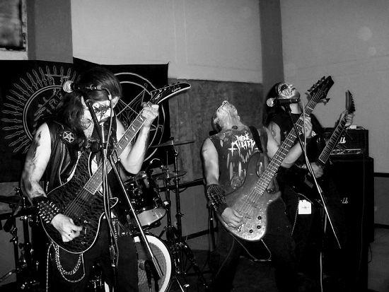 Irae Satanail, Imagenes de Bandas de Metal & Rock Colombianas