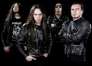 Ironclad, Speed Metal de Bogota.