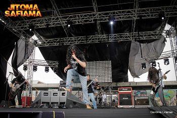 Jitoma Safiama, Bandas de Death Metal|Groove Metal|Metal Ancestral de Bogota.