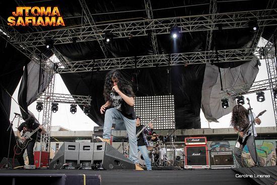 Jitoma Safiama, Imagenes de Bandas de Metal & Rock Colombianas