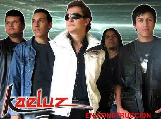 Kaeluz, Imagenes de Bandas de Metal & Rock Colombianas