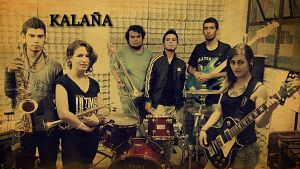 kalana Bandas de Punk