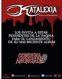 Katalexia, Bandas de Punk de Medellín.