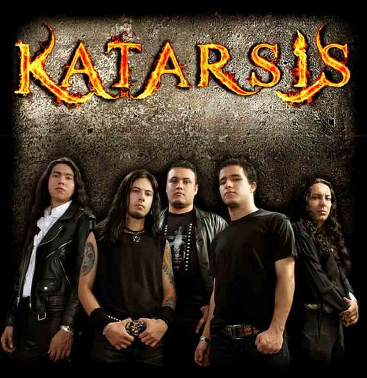 Katarsis, Imagenes de Bandas de Metal & Rock Colombianas