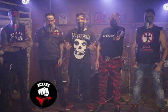 Kdh, Imagenes de Bandas de Metal & Rock Colombianas