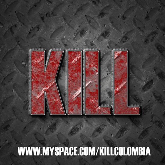 Kill, Imagenes de Bandas de Metal & Rock Colombianas