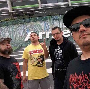 Kinguts, Bandas de Brutal Death Grind de Bogotá.