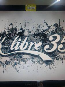 K Libre 35, Bandas de Rock Duro de Palmira.