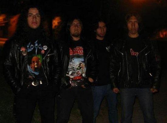 Knell, Imagenes de Bandas de Metal & Rock Colombianas