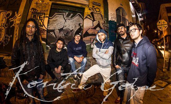 Kontragolpe, Imagenes de Bandas de Metal & Rock Colombianas
