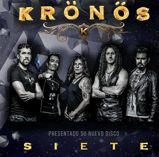 Kronos, Imagenes de Bandas de Metal & Rock Colombianas