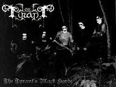 Last Tyrant, Bandas de Black Metal de Giron, Santander.
