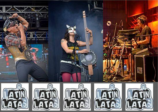 LatinLatas, Imagenes de Bandas de Metal & Rock Colombianas