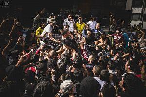Lealtad A La Crü, Bandas de Hardcore|Punk|Hip-Hop de Bogota.