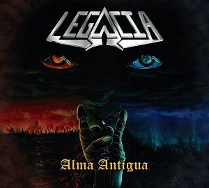 Legacia, Bandas de Heavy Thrash de Bogotá.