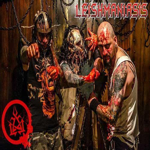 Leishmaniasis, Imagenes de Bandas de Metal & Rock Colombianas