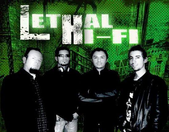 Lethal Hi-fi, Imagenes de Bandas de Metal & Rock Colombianas