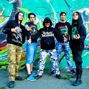 Licantropia, Bandas de Melodic Death Metal de Bogotá.