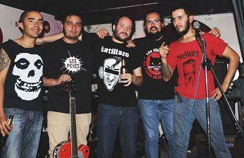 Los Peyes, Bandas de Punk Rock de Bogotá.