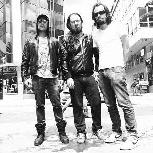 Los Poetas Acidos, Bandas de Rock de Bogotá.