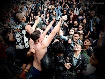 Los Sordos, Bandas de Rock And Roll de Bogota.