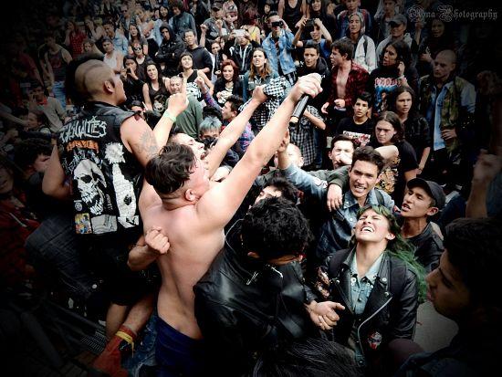 Los Sordos, Imagenes de Bandas de Metal & Rock Colombianas