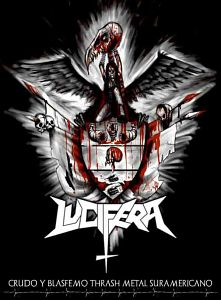 Lucifera, Female Thrash Fucking Metal, Pasto