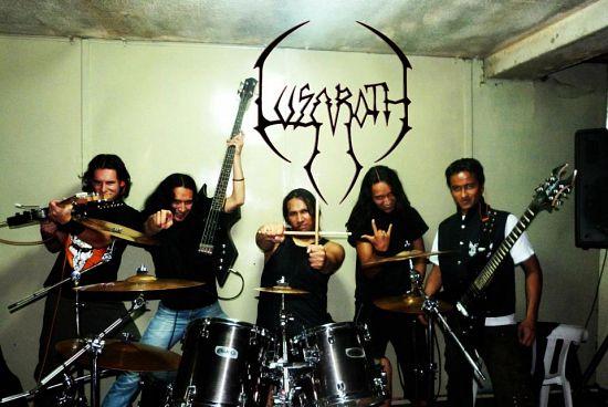 Lusaroth, Imagenes de Bandas de Metal & Rock Colombianas